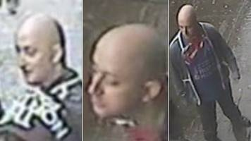 Police release CCTV images in appeal over Glasgow city centre assault