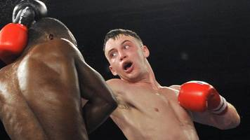 fred evans looking to rebuild boxing career seven years on from london