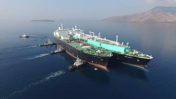 Koch Supply & Trading, JOVO, MISC, Teekay Marine Solutions Sign Pioneering Deal in LNG Ship-to-Ship Transfer