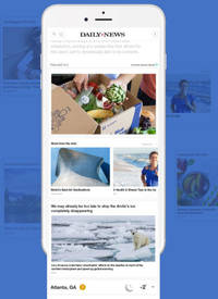 Taboola Launches News Feed, Bringing Continuous-Scroll Experience to the Open Web, Recommending Content, Video, Products and More