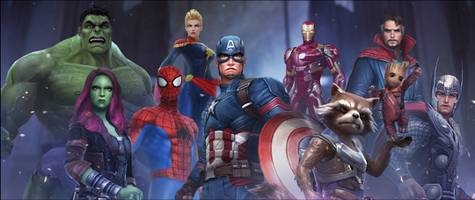 the best marvel mobile games for hours of heroic fun
