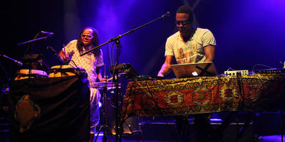 """Listen to Shabazz Palaces' New Song With Thundercat, """"Since C.A.Y.A."""""""