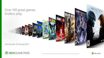 Xbox Game Pass launches today for Gold members (and everyone else June 1)