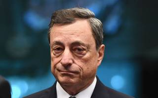 no bubble trouble: draghi says ecb policy will not unleash financial chaos