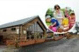 derby's bluebell dairy, spondon, says new attractions to open for...