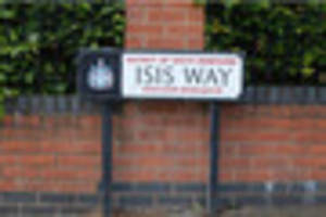 Hilton's Isis Way could get a new street name to avoid terror...