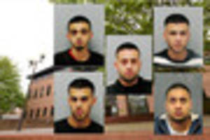police reveal how they caught derby drugs gang now jailed for 21...