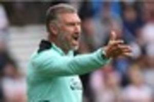 former derby county manager 'on three-man shortlist' to be next...