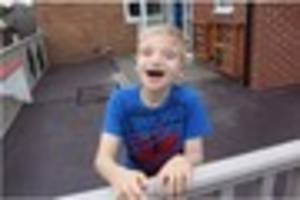 Poorly Hull boy Jack Christmas, 8, has America flights booked for...