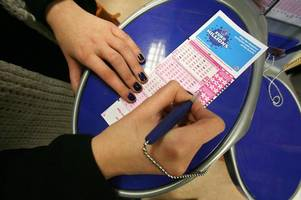 National Lottery punters six times more likely to win tonight's Lotto rollover