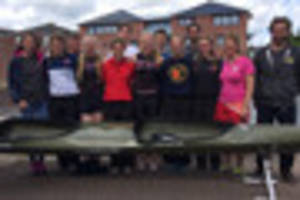 blundell's school kayakers celebrate success at south west...