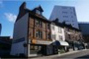 exeter city centre language school sold to investor