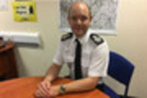 Notts police chief constable to take part in live web chat today