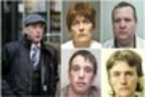 these are the longest sentences handed out to killers in notts
