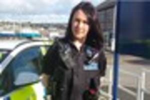 devon and cornwall police are recruiting people to take 999 calls...