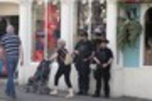 Police appeal to public to watch for 'anything that seems out of...