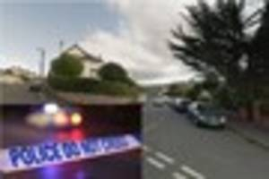 man arrested after two hurt in teignmouth stabbing incident