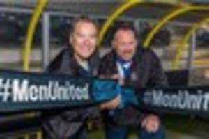 jeff stelling on exeter city's play-off final and his mammoth...