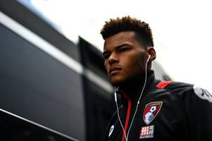 bath-born afc bournemouth defender tyrone mings joins in 7-a-side game with fans