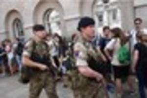 Hunt on for terrorist network suspected of Manchester attack
