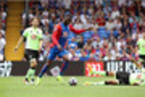 Taking aim! Crystal Palace star among Premier League's top ten...
