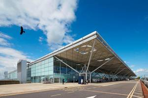 man arrested at stansted airport by counter-terror police