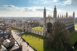 manchester terror attack: king's college and other iconic cambridge sites will get extra police patrols