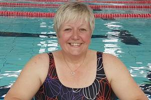 Cancer survivor to take a special plunge to promote Race for Life