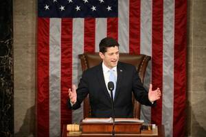 Speaker Paul Ryan Refutes Trump Characterization Of Comey As 'Nut Job'