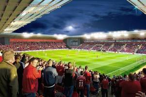 Aberdeen forced to put £50m new stadium push on hold as council drag their heels