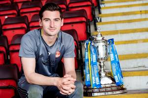 cambuslang man kenny mclean hopes to test himself against england stars after scotland call up