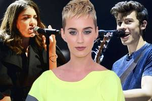 katy perry, lorde and shawn mendes 'promise' to take stage at radio 1's big weekend after manchester terror attack