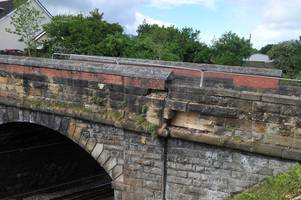 man ploughs into cambuslang bridge after driving while three times the legal limit