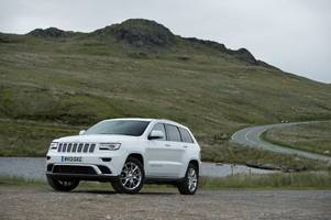 Used Jeep Grand Cherokee review – Move up in the world with this SUV
