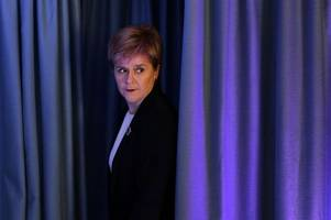 'we must not allow terrorism to triumph' nicola sturgeon urges scots to go about business as usual despite raised terror threat level