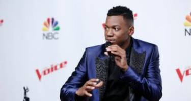 "chris blue ""the voice"" audition video: the man who completed alicia keys' team"