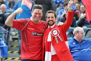 mad dash for flights, hotels and tickets as scarlets fans head to dublin