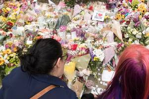 police officer killed and her family injured in the manchester bomb attack