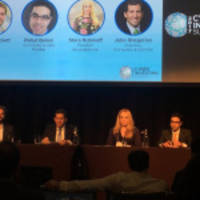 ERI's John Shegerian Explains Digital Security Issues to Cyber Investing Summit Panel at New York Stock Exchange