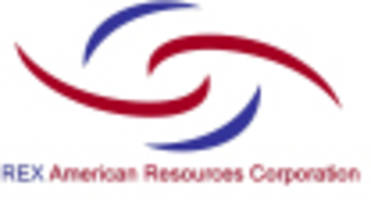 rex american resources' first quarter diluted eps rises 61% to $0.69