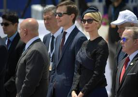 Ivanka Trump meets with human trafficking victims in Rome