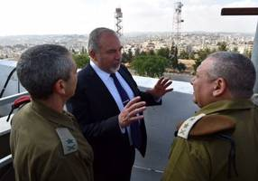 liberman, after leak: we've changed how we share intel