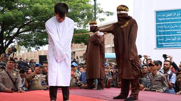 no place to hide for lgbt people in indonesia's aceh province