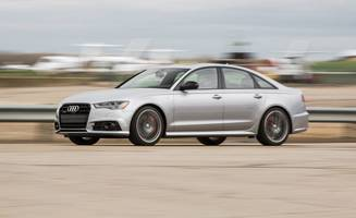 2017 audi a6 in depth: with this luxury sedan, you get business and pleasure
