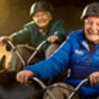John Bond oldest to ride luge ahead of 101st birthday