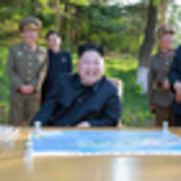 trump calls kim jong un a 'madman with nuclear weapons'