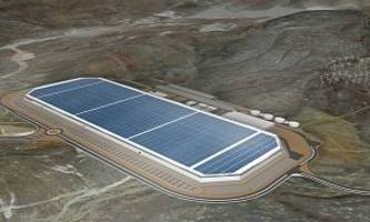 50 GWh Battery Factory to Begin Construction Next Year in Asia
