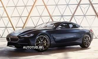 BMW 8 Series Concept Leaked, It Looks Ready to Cause a Ruckus