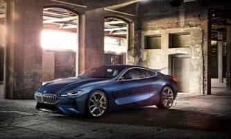 enjoy the bmw 8 series more with official videos and photos