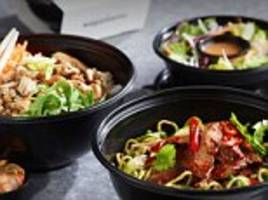 daily briefing: asian food chain wagamama lands in italy